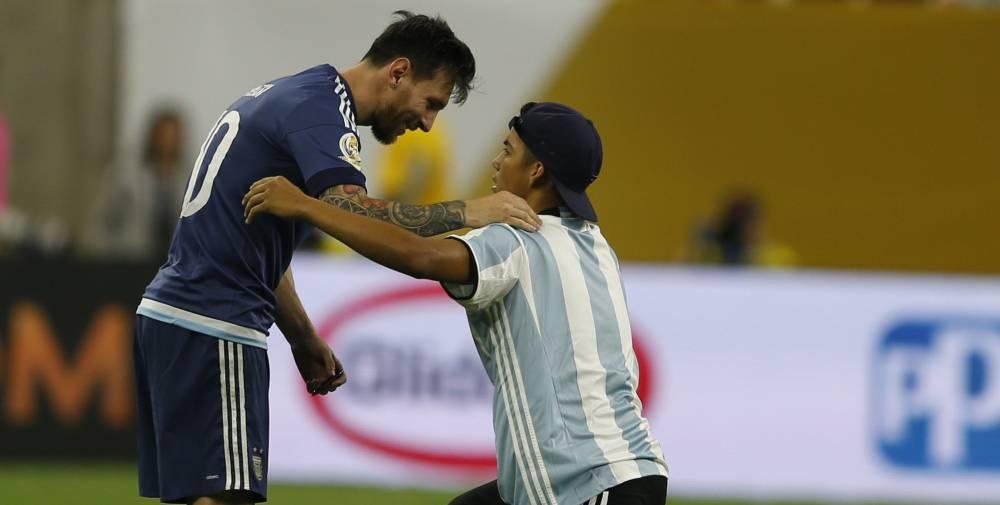 Y si hacemos Top a Messi en su cumpleaños?