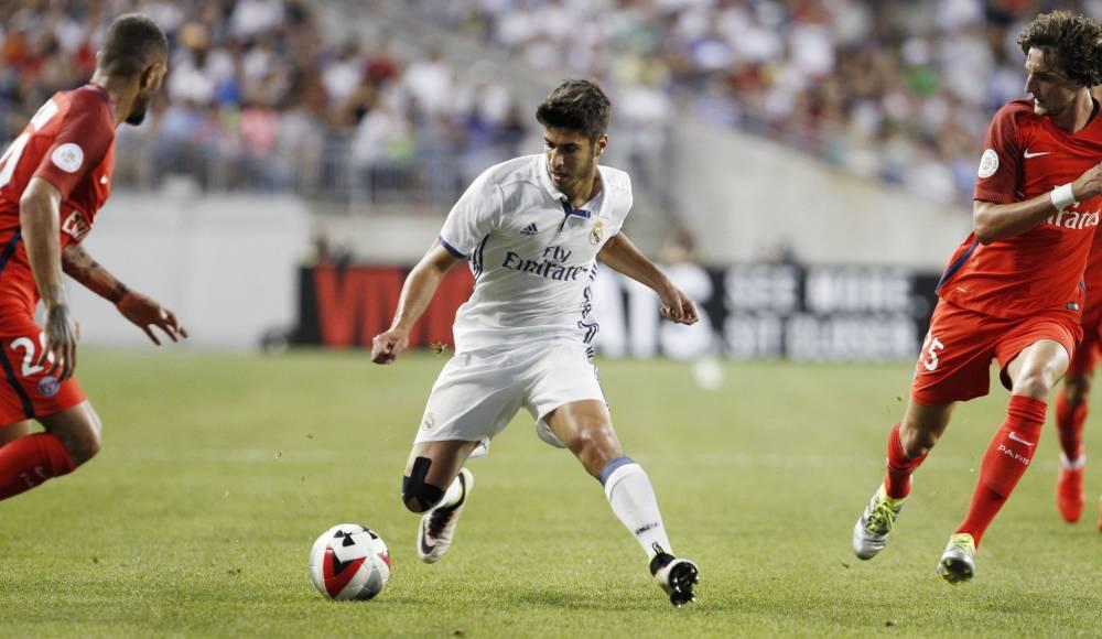 ខ្សែបម្រើប្រយុទ្ធ Real Madrid រូបនេះថាខ្លួនមិនមែនមកប្រជែងយកកន្លែង James និង Isco នោះទេ