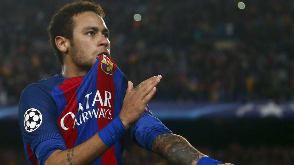 Resultado de imagen para neymar 2017