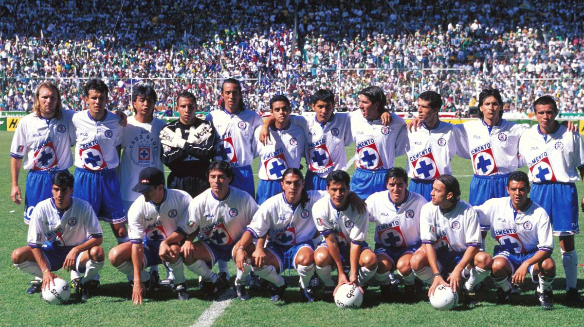 Resultado de imagen para Cruz Azul 1997