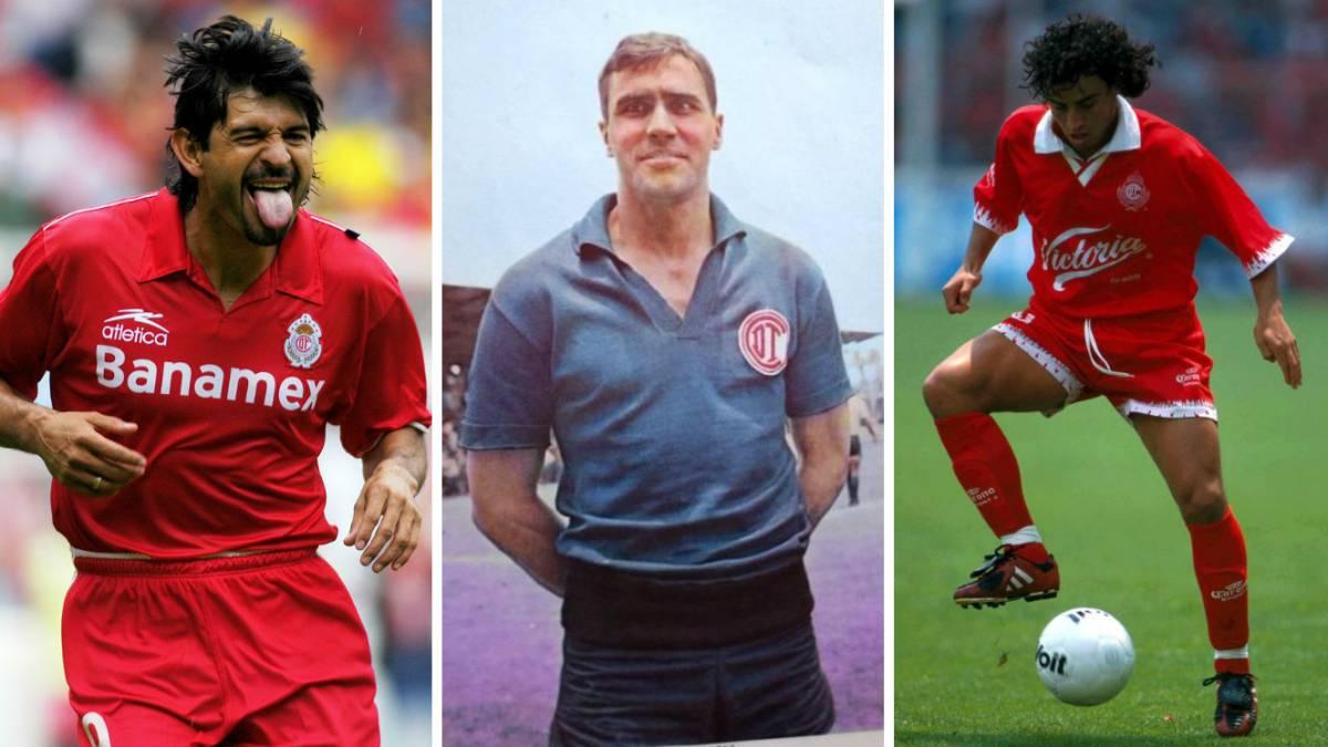 Liga MX | Los 100 mejores jugadores en la historia del Toluca - AS ...
