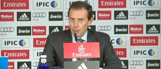 Butragueño admite investigación de FIFA y expresa tranquilidad del club