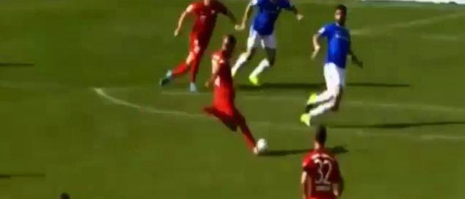 Beckenbauer mato al chileno Vidal