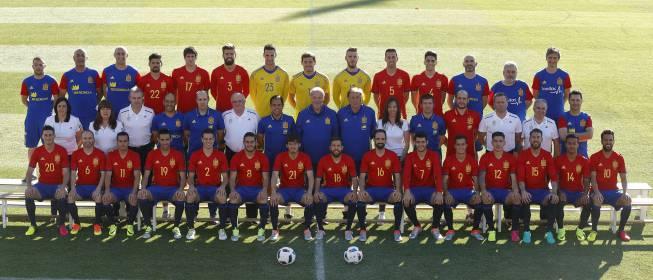 Hilo de la selección de España 1465199769_497293_1465199831_doscolumnas_normal