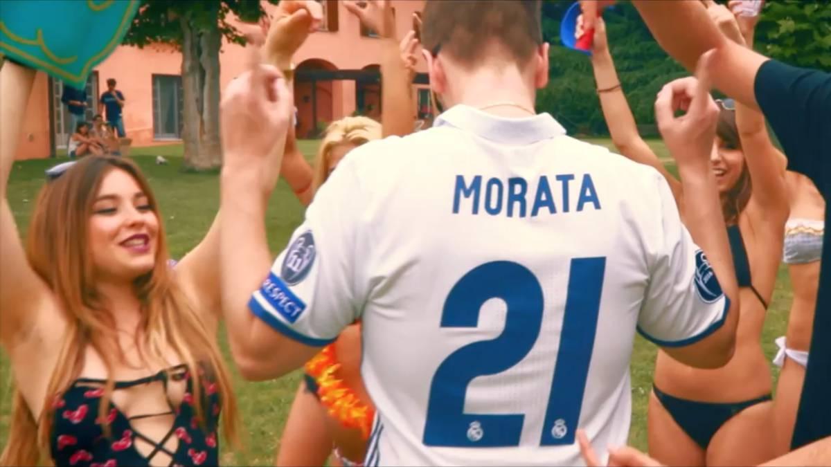 """მორატა:""""ჩვენ ბედნიერები ვიქნებით, ქვეყანას მნიშვნელობა არ აქვს"""""""