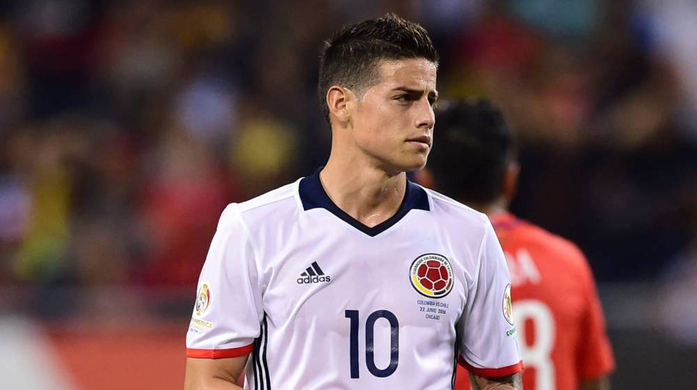 Zidane Left Unconvinced By James Rodriguez