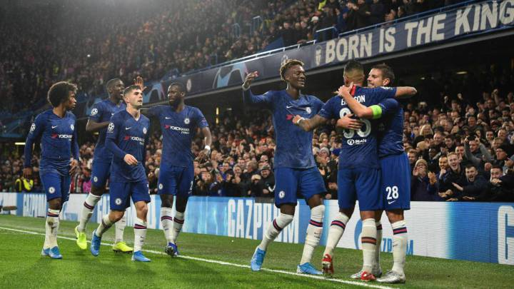 Chelsea le gano de local al Lille y clasifico como segundo a los Octavos de final de la Champions (Vídeo) 1576015314_096045_1576015369_noticia_normal_recorte1