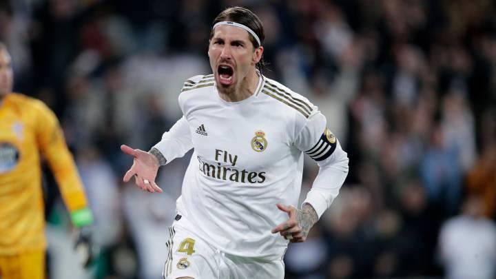 El Real Madrid ofrecerá un año más al capitán Sergio Ramos - AS.com
