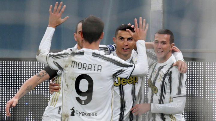 Dybala vuelve y Cristiano no para - AS.com