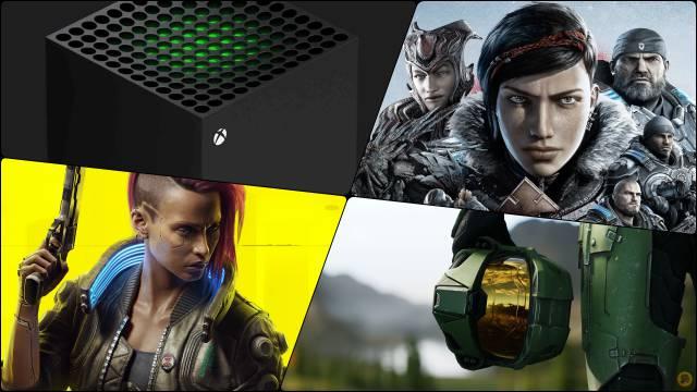 Xbox Series X: las claves de Smart Delivery y lista de juegos ...