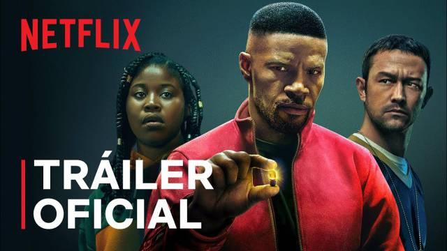 Tráiler de Proyecto Power de Netflix - MeriStation