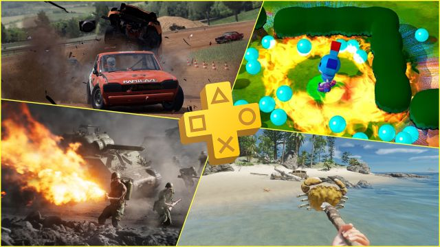 These are the free PS Plus games in May 2021 for PS5 and PS4