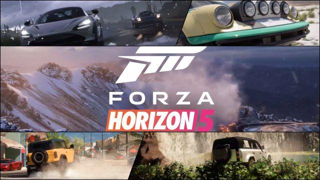 Forza Horizon 5 es oficial y es salvaje: rumbo a México en 2021   Primer tráiler - MeriStation