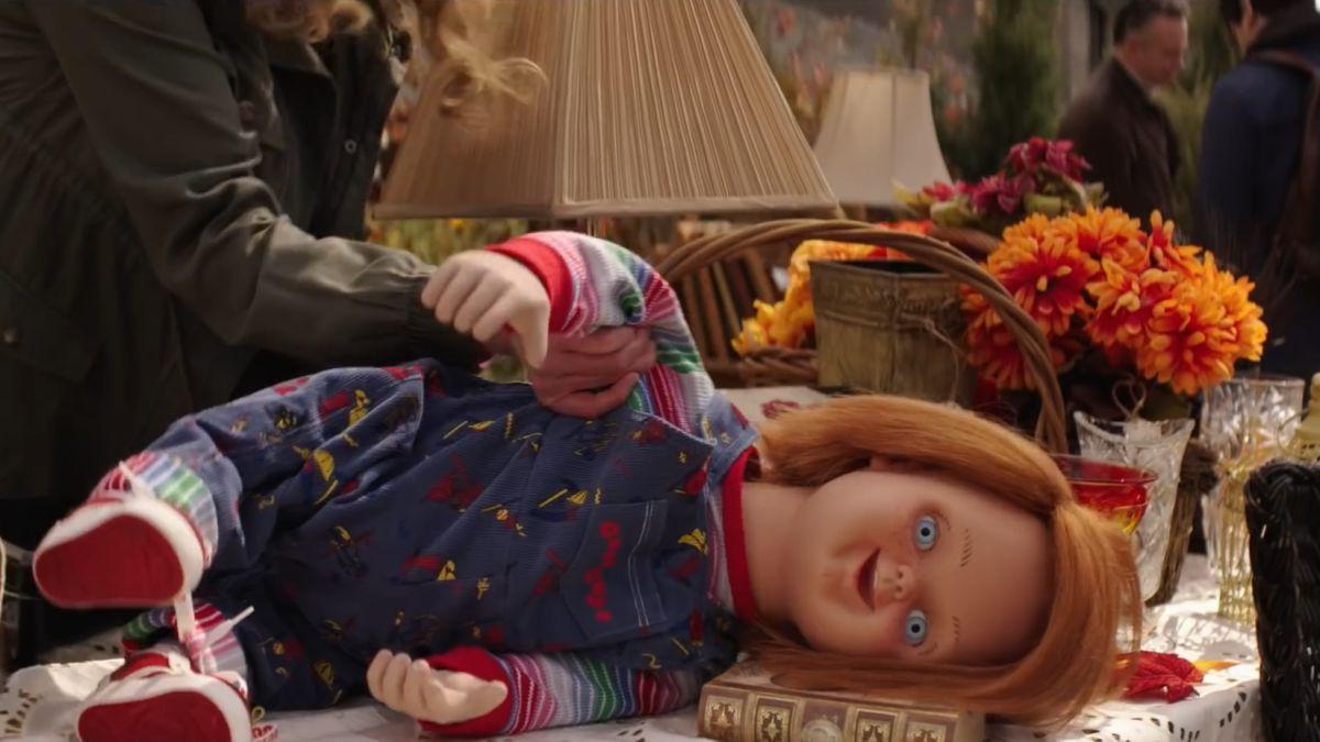 Chucky vuelve con el cuchillo entre los dientes: primer teaser de su nueva  serie - MeriStation