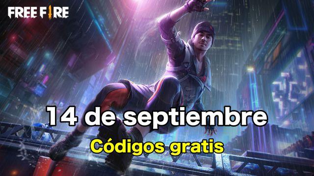 Códigos Free Fire de hoy 14 de septiembre de 2021; todas las recompensas  gratis - MeriStation
