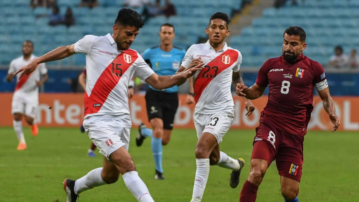 ¡Faríñez y el VAR frenan a Perú!