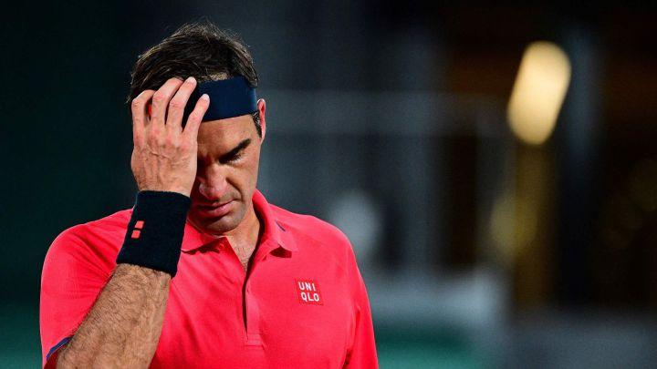 Federer abandona Roland Garros - AS.com